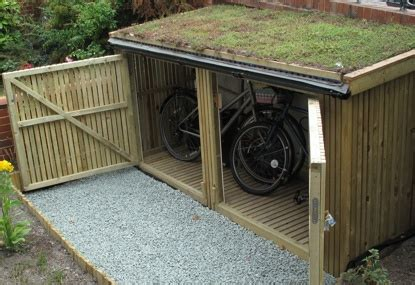 living roof bike shed bike shed green roofs and sheds on