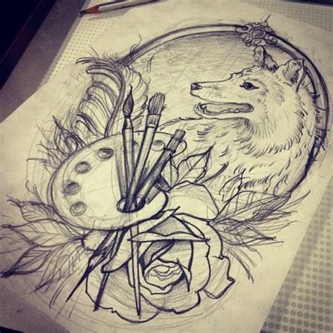 animal tattoo designs tumblr drawings art junho 2014