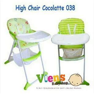 Kursi Bayi Cocolatte kursi bayi high chair cocolatte ibuhamil