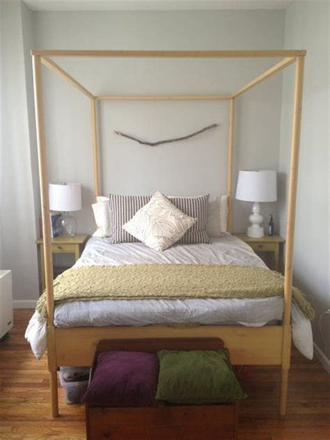 ikea poster bed 17 best ideas about four poster bed frame on pinterest 4