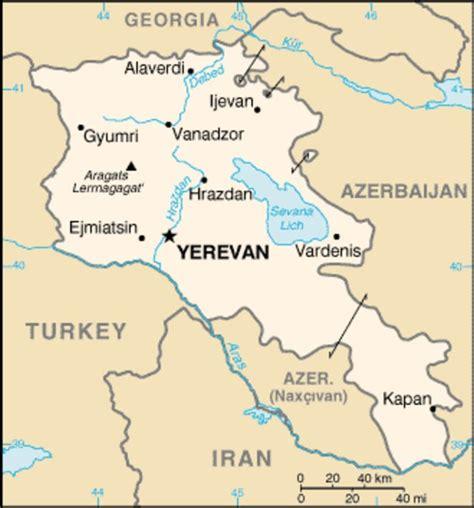 map of armenia republic of armenia republic of armenia map