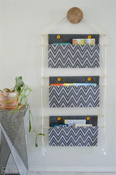 diy hanging book holder oh creative