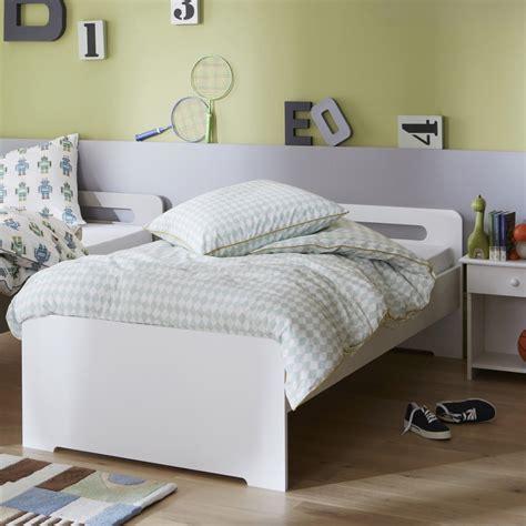barriere de lit tex lit enfant blanc 90x200 et barth 233 l 233 my roseblcm01