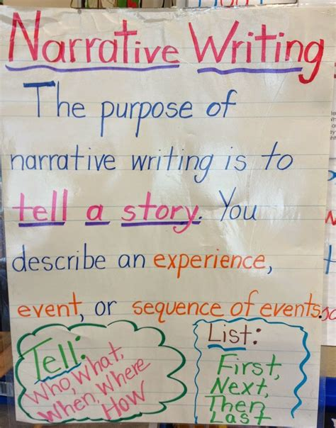 best 25 narrative writing for kindergarten ideas on