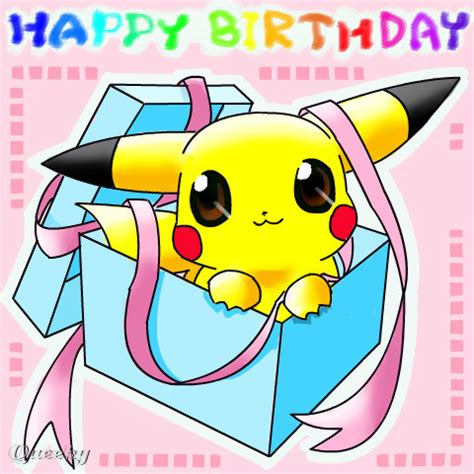 happy birthday pikachu ← a other speedpaint drawing by