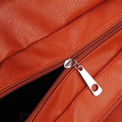 Dompet Wanita Fashion Leather Weave Wallet Black Intl buy woven pu leather handbag shoulder bag