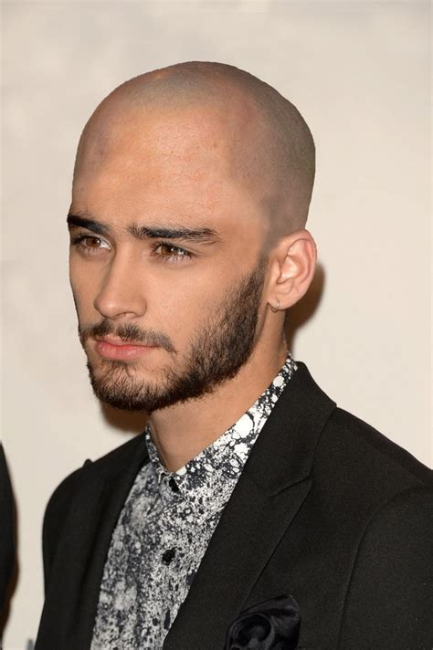 See what One Direction would look like if they were bald
