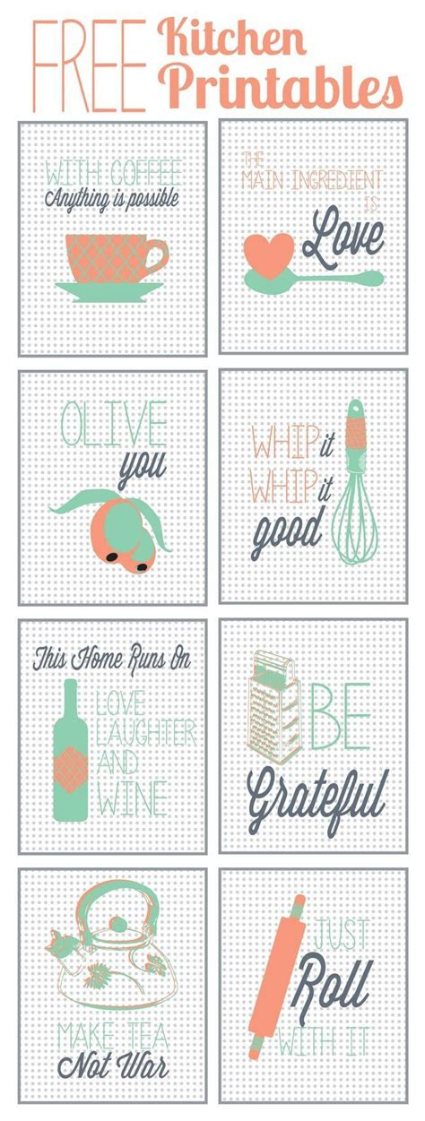 Free Kitchen Printables by 1000 Images About Cross Stitch Quotes On