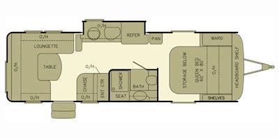 evergreen travel trailer floor plans 2012 evergreen rv element series m 26srl specs and