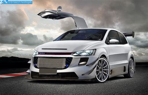 Polo Dm 02 volkswagen polo r by dm by design virtualtuning it