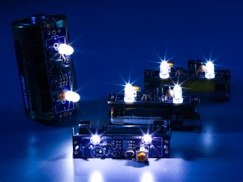 Joule Thief Led Night Light Get Up And Diy Led Light Projects