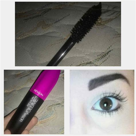 Mascara Eyeliner Revlon Revlon Revlon Ultra Volume Mascara Review