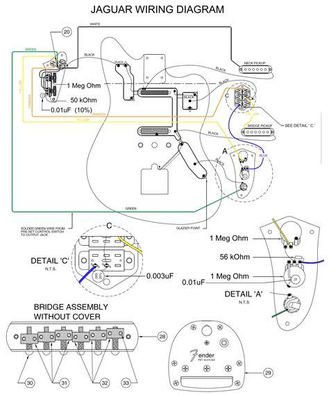 jaguar blacktop hh special wiring help custom 5 newb