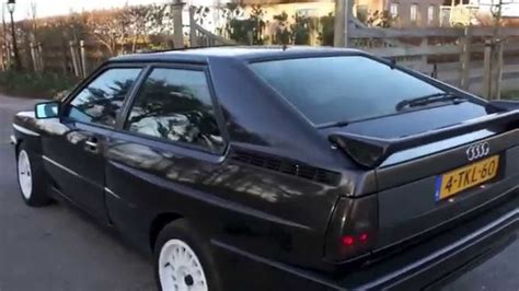 Audi Rr Quattro by Audi Quattro 20v Rr 1990 Youtube