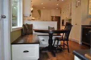 Sleek corner bench kitchen table 309301 home design ideas