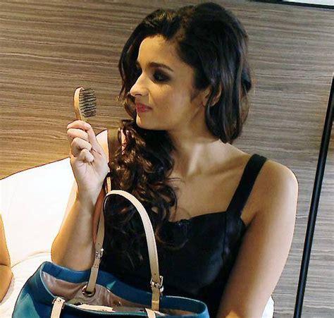Philips Hair Dryer Alia Bhatt what products alia bhatt carry in handbag find