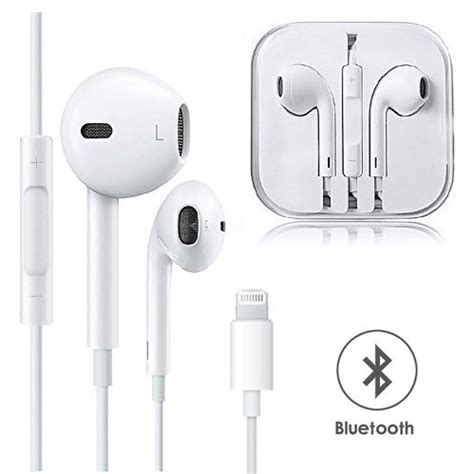 earphones with microphone earbuds stereo headphones and noise isolating headset made compatible