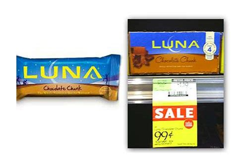 luna bars coupons