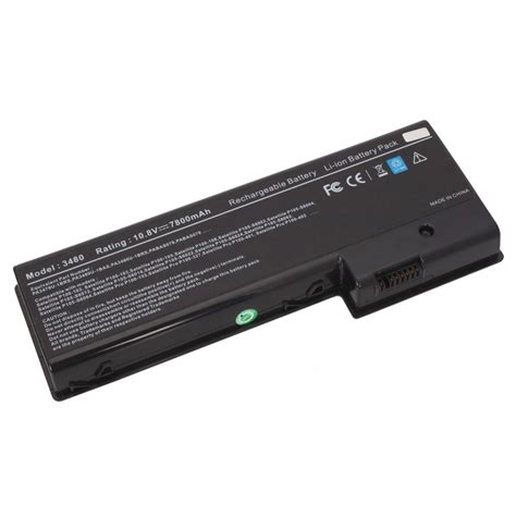 9 cell 7800mah battery for toshiba satellite p100 p105 pa3479u 1brs pa3480u 1bas ebay