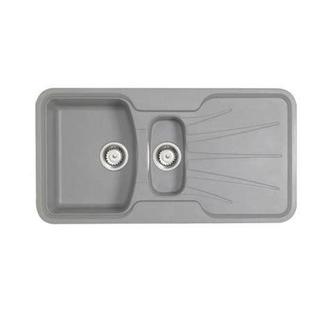 Rok Kitchen Sinks Astracast Korona Granite 1 5 Sink Sinks Taps