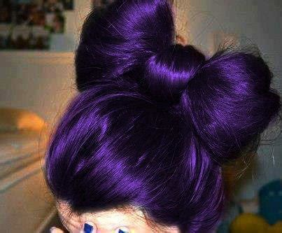 purple hair dyes on pinterest directions hair dye splat hair guaran 225 molotov cabelos coloridos o in 237 cio
