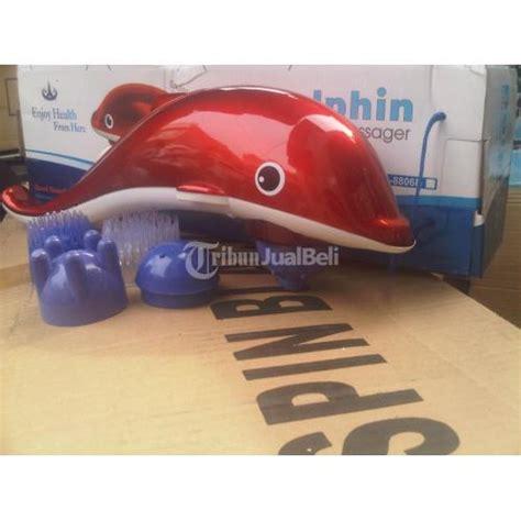 Alat Pijat Dolphin Murah dolphin massager alat pijat infrared praktis murah untuk badan pegal pegal dijual tribun
