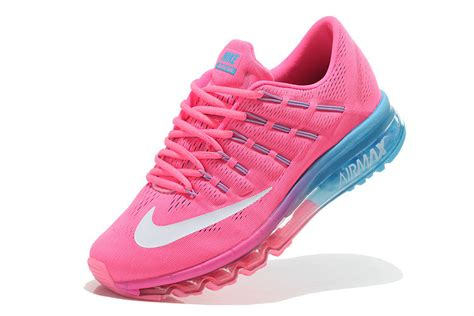 nike air max 2017 pink blue shoes black