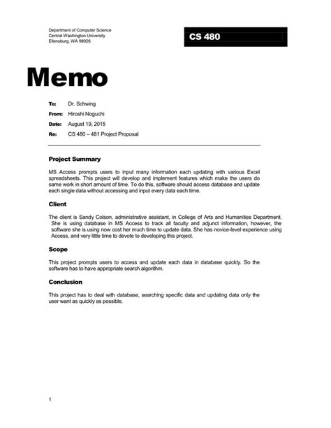 professional memo template word professional memo in word and pdf formats