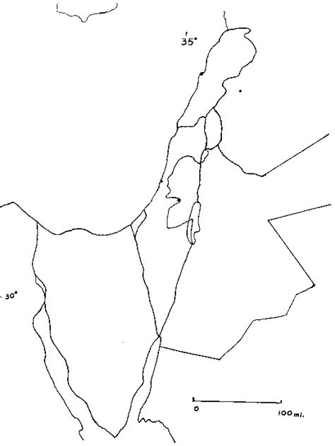 coloring page map of middle east free middle east map coloring pages