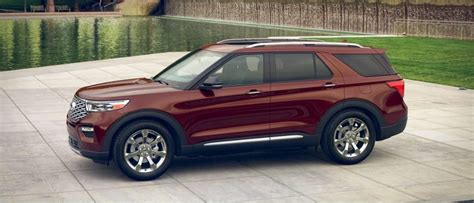 ford explorer rich copper metallico akins ford