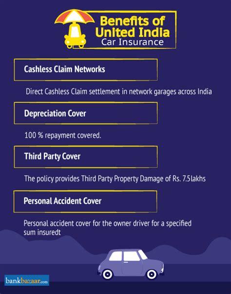 Car Insurance India by United India Car Insurance United India Motor