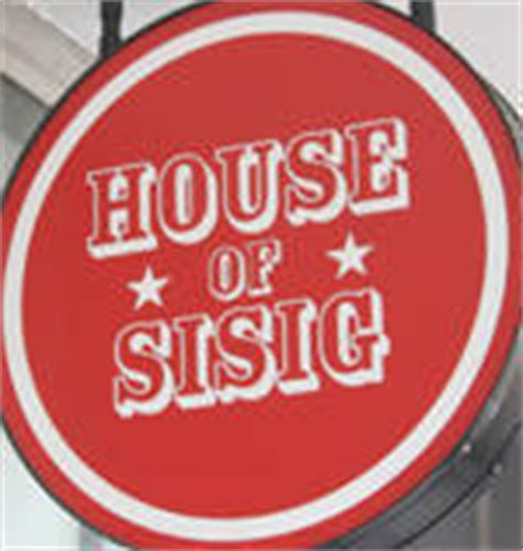 house of sisig 10 best sisig in the city spot ph