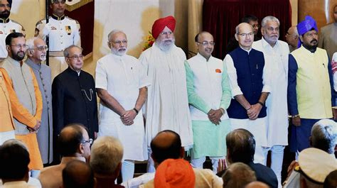 List Of Modi Cabinet by Here S A List Of Reshuffled Ministers In The New