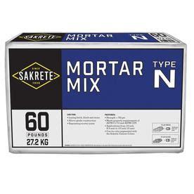 shop oldcastle  lb gray type  mortar mix  lowescom