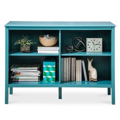 windham horizontal bookcase threshold threshold windham horizontal bookcase teal pretty