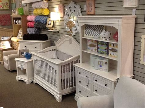 Stelan Baby White stella baby and child athena crib and bedroom set foothill showroom cribs