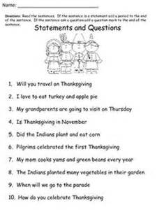 thanksgiving comprehension printables thanksgiving worksheets on pinterest thanksgiving