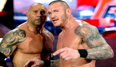 wwe wrestling news sports entertainment movie infos and download batista picks a side after randy orton shoots on
