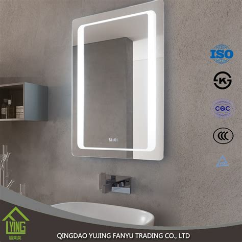 smart mirror bathroom smart mirror for bathroom price touch screen silver