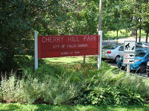 garden falls church va cherry hill park falls church va official website
