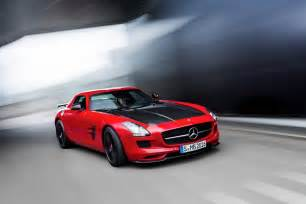 Mercedes Sls Amg Gt 2015 Mercedes Sls Amg Gt Edition Makes Debut