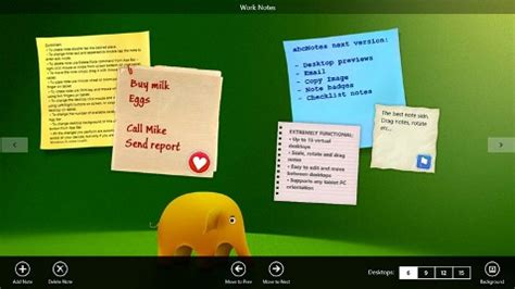 simple sticky notes free download