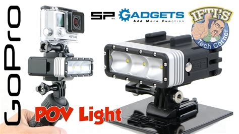 Sp Gadgets Light For Gopro Review