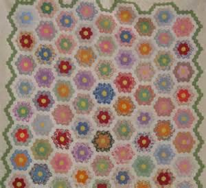Grandmothers Flower Garden Quilt Pattern Grandmother S Flower Garden Quilt Pattern Images Of Patterns