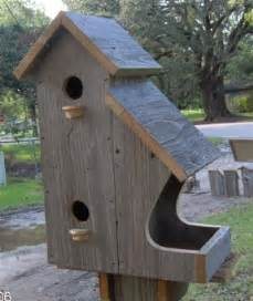 large outdoor bird houses foter