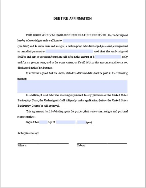 deed of acknowledgement of debt template letter format 187 guarantor letter format free resume