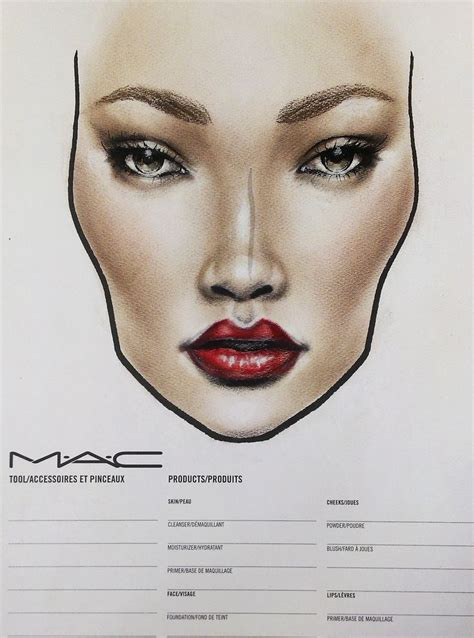 Mascara Viva viva glam riri get the look mac by amalia bot make