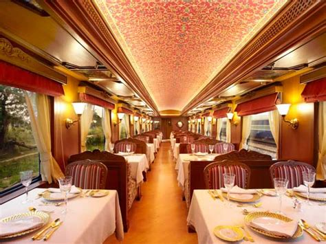 maharajas express bags world s leading luxury train award maharajas express india luxury train travel indian