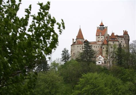 bran castle for sale dracula s castle up for sale abc news australian broadcasting corporation