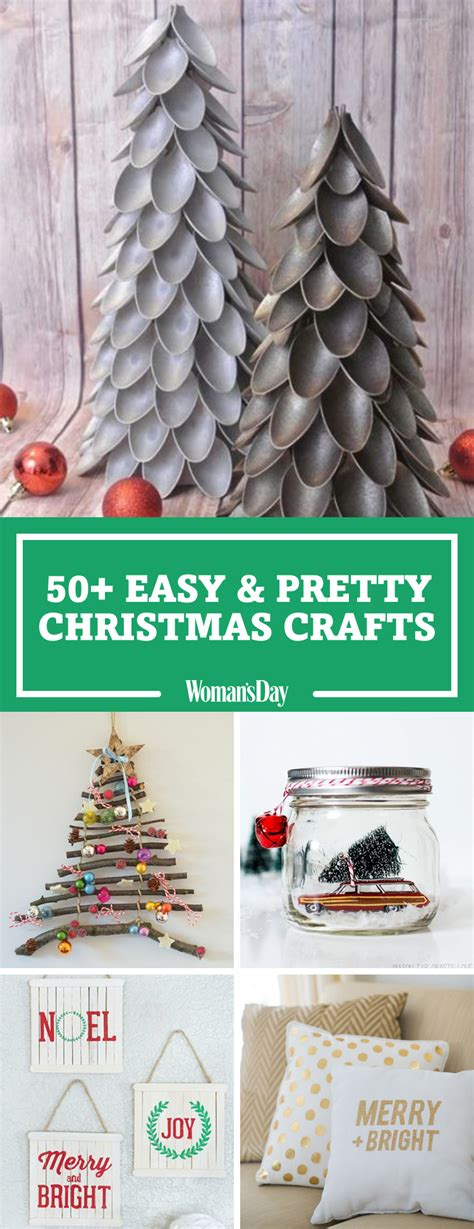 55 easy christmas crafts simple diy holiday craft ideas